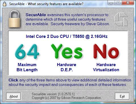SecureAble tells you the information you need to know before upgrading Windows